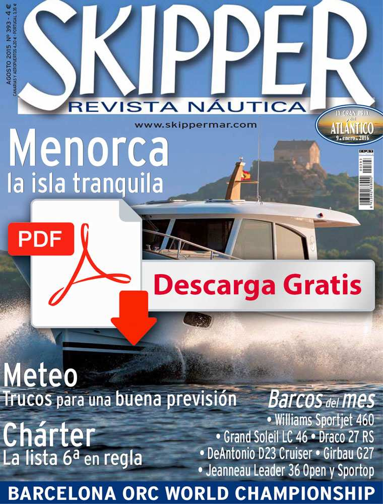 Revista descargable SKIPPER 393